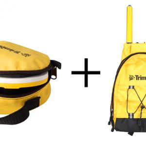 bundle backpack antenna